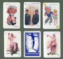 Striptease Collectible cards game